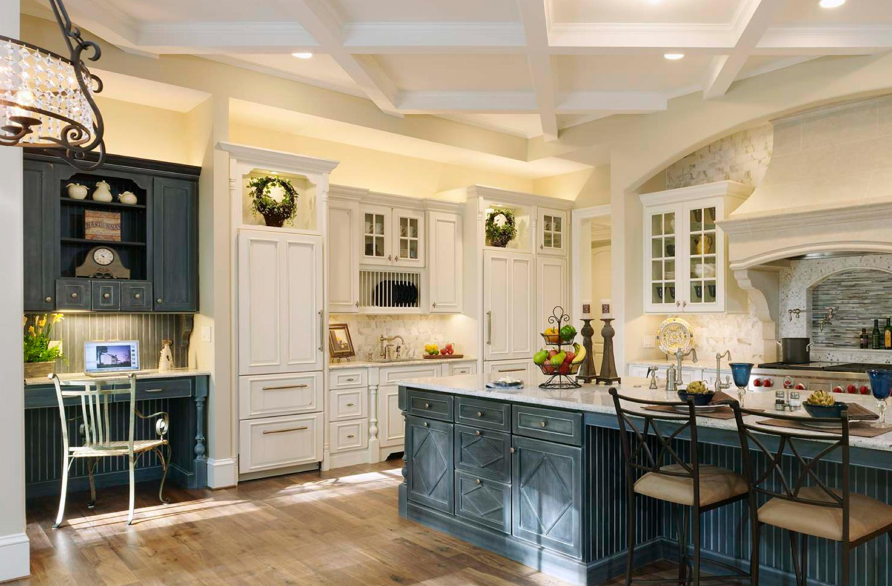 Kitchen Painting Michigan - Troy, Rochester Hills, Auburn Hills