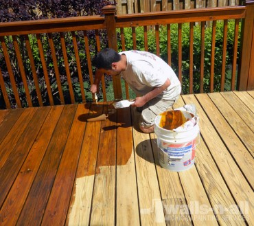 Michigan Deck Refinishing