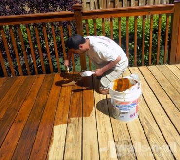 Michigan Deck Refinishing