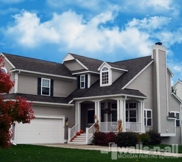 Exterior Painting Rochester Hills MI